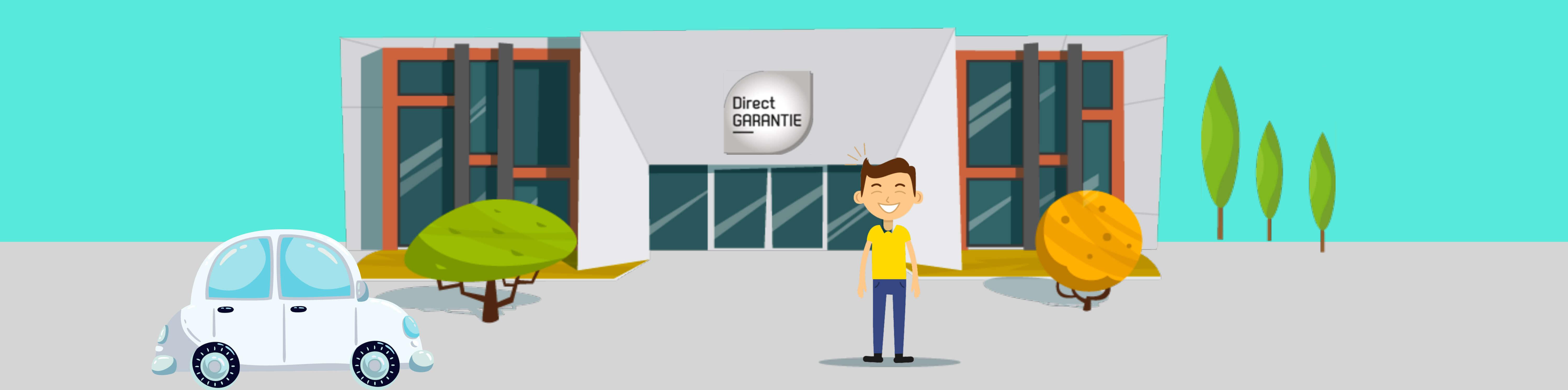 Direct Garantie - courtier en assurance auto